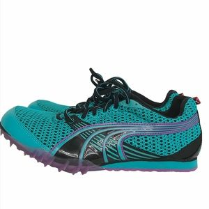Puma Running Shoes Spikes TFX Track Women's 5 1/2